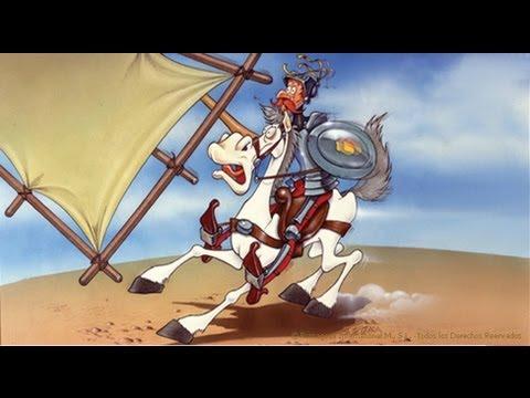 Xxx Mp4 Don Quijote En La Jamás Imaginada Aventura De Los Molinos MIPTV 3gp Sex