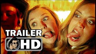 INGRID GOES WEST Trailer #2 (2017) Aubrey Plaza, Elizabeth Olsen Movie HD