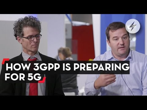 How 3GPP Is Preparing for 5G