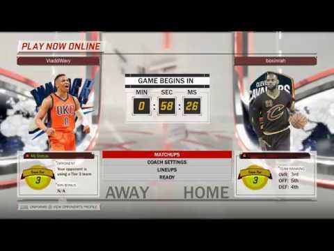 Xxx Mp4 NBA 2K18 Play Now Online Gameplay OKC Thunder I Made Him Quit 3gp Sex
