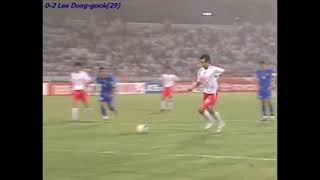 QWC 2006 Kuwait vs. South Korea 0-4 (08.06.2005)