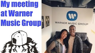 When I went to Warner Music Group | Storytime
