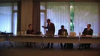 KBRT11 day 1 am - Eleventh Kumamoto University Bioethics Roundtable