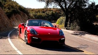 2015 Porsche Boxster GTS FIRST DRIVE REVIEW