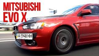 Mitsubishi EVO X - ушедшая легенда