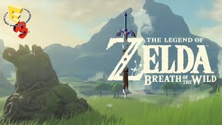 MY LIVE REACTION TO ZELDA: BREATH OF THE WILD! (Nintendo Treehouse Live at E3 2016)