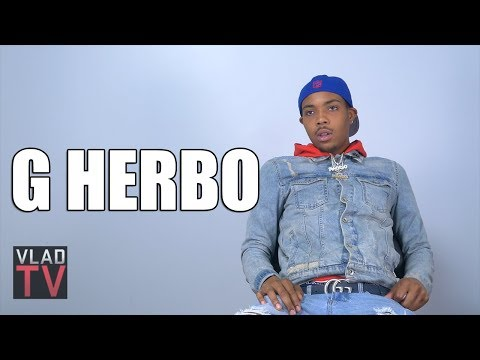 G Herbo on Almost Getting Shot in the Head Bullet Hole in His Hat Part 3