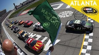 NASCAR Sprint Cup Series - Full Race - Folds of Honor QuikTrip 500