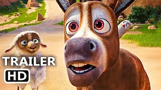 THE STAR Official Trailer (2017) Animals, Animation, Christmas Movie HD