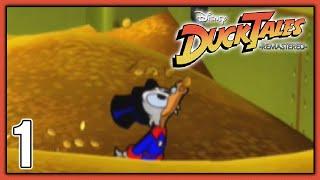 Disney's DuckTales: Remastered - Episode 1 | The Money Bin