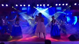 Supriya Lohith singing her song Nee Naade Naa LIVE with Mellotree Band