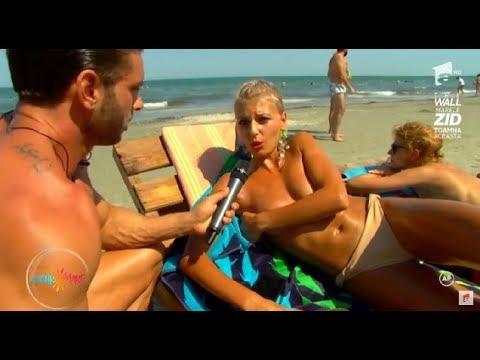 Dorian Popa, vânătoare de fete care fac topless pe plajă