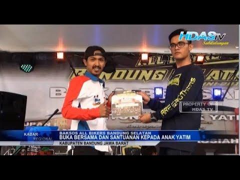 Buka Bersama ALL Bikers Bandung Selatan dengan Anak Yatim