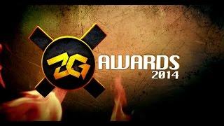 Rozdanie nagród! - Zdobywcy Gier Awards 2014 [ZGA 2014]