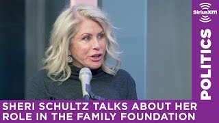 Sheri Schultz discusses her role in running the family foundation