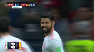 90 in 90  Iran vs  Spain   2018 FIFA World Cup™ Highlights