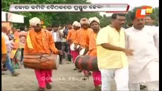 BJP braces for panchayat polls in Odisha