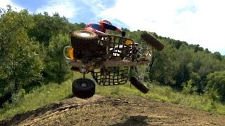 Crazy ATV Scrub Jeff Rastrelli | Butter All Moto Flavored!