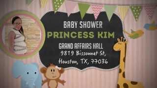 Baby Shower - Kola & Tope Amusan