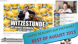 DER HARDI Reagiert Auf PIETSMIET | Best Of August 2015