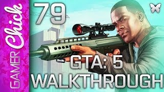 ❤ GTA: 5 - Walkthrough [Part 79 Trevor's Fate - THE END!] w/ XxxGamerChick26xxX
