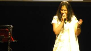 Swetha Mohan Tribute her Mother Sujata @ Singapore