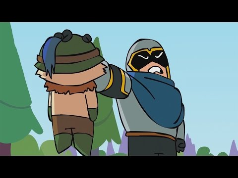 watch Helmet Bro: The Animated Series - The Final Teemo | League of Legends Community Collab