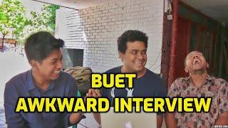 "Al Numan- ""Awkward Interview with BUETians"" | বুয়েট মানেই ভাব ? !!!"