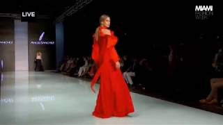 Ariadna Gutierrez - Miami Fashion Week - 2017