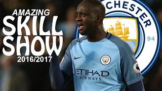 Yaya Touré - Skills and Goals - 2016/2017