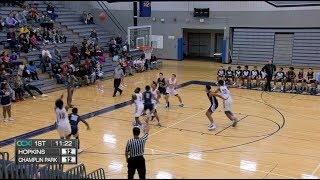Hopkins downs Champlin Park in boys basketball