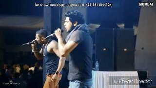Honey singh vs badshah !!! The ultimate live concert battle