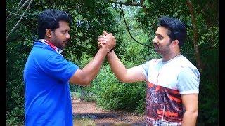 Athmasakhi l Jeevan & Sudheer together to break Manimuttam l Mazhavil Manorama
