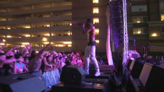 TRAVIS SCOTT - ANTIDOTE - LIVE @ FOOL'S GOLD DAY OFF 2015 - 8.29.2015