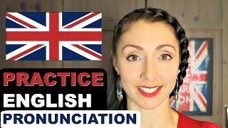 ENGLISH PRONUNCIATION: Daily Practice