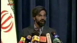 FUNNY Press Conference 2- Iran Comedy