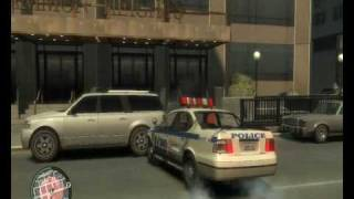 GTA 4 Gameplay - 1 (Good Quality)