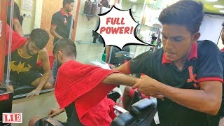 ASMR Best Upper Body Massage (4K) ‼ | Indian Head Massage | Oil Massage | Part 1