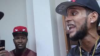Tinyo RD & R8 vs El Profeta RD Y Melvin La Cura