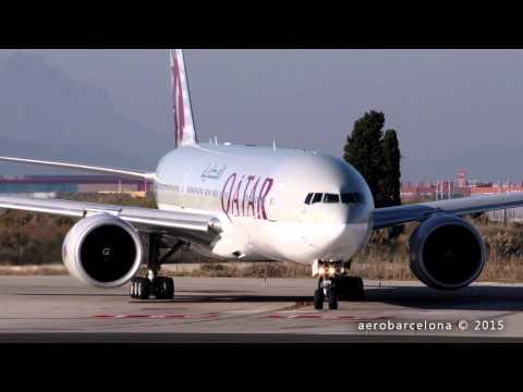 Xxx Mp4 FULL HD Qatar Airways 777 2DZ LR At Barcelona El Prat 3gp Sex