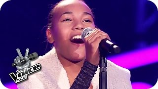 Whitney Houston - Run To You (Diana) | The Voice Kids 2017 | Blind Auditions | SAT.1