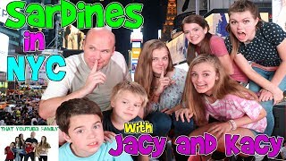 SARDINES IN NEW YORK CITY FT. JACYANDKACY / That YouTub3 Family
