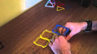Introduction to Nets and 3D Shapes