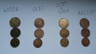 jak wyczyścić monety - how to clear coins