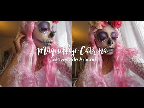 Xxx Mp4 Maquillaje Catrina ♡ Calavera De Azúcar 3gp Sex