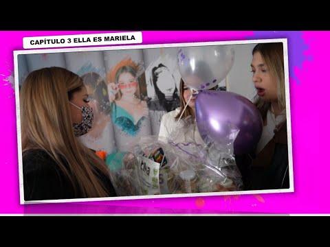 Living With the Zap Girls T2 C3 Ella es Mariela
