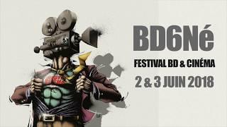 Festival BD6Né 2018 - Bande annonce
