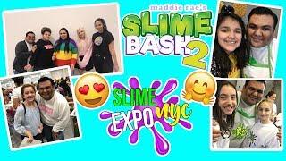 SLIME BASH 2 and SLIME EXPO NYC!!! 😍💦