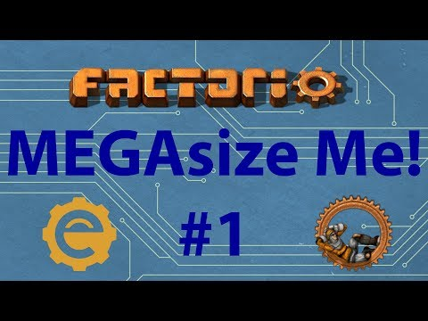 Factorio MEGA sizing 1 building up for expansion
