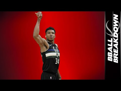 What RUINED Giannis's Jump Shot
